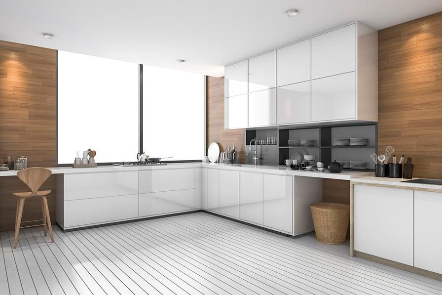 стеновые панели ПВХ для кухни