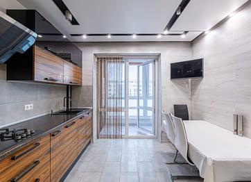 ПВХ панелі на кухню